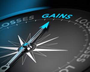 financial-consulting-compass-needle-pointing-to-gains-600